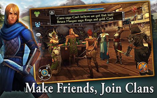 Скачать 3D MMO Celtic Heroes для Андроид