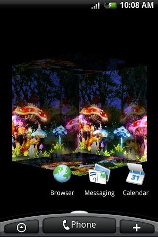3D Mushroom для Андроид