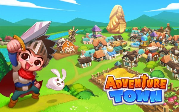 Скачать Adventure Town для Андроид