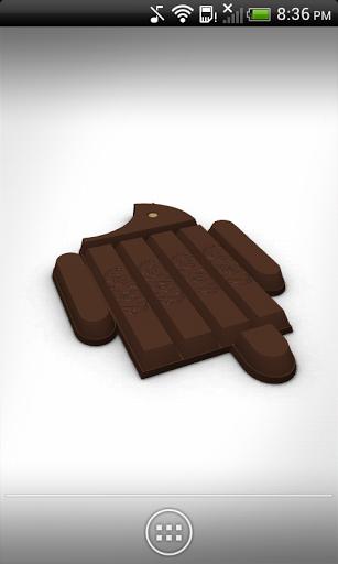 Скачать Андроид KitKat 3D для Андроид