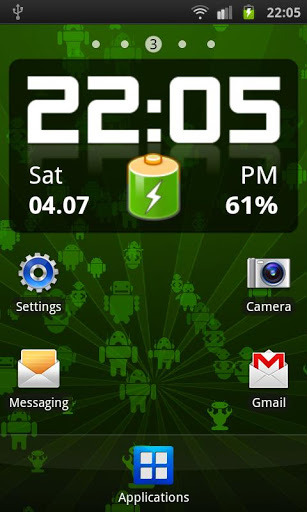 Скачать Андроиды! Живые обои / Androids! LWP для Андроид