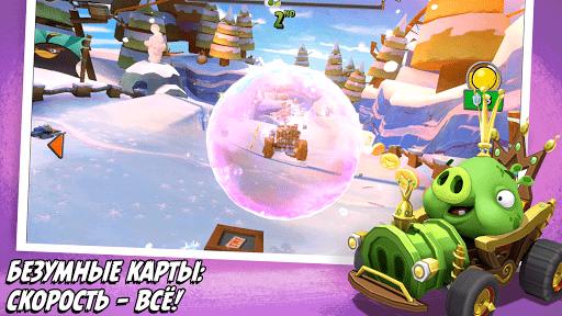 Скачать Angry Birds Goal! для Андроид