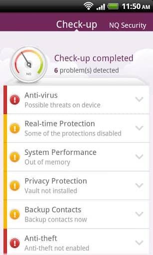 Скачать Antivirus Free для Андроид