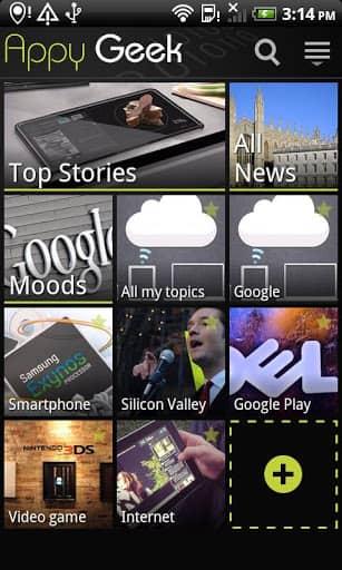 Скачать Appy Geek для Андроид