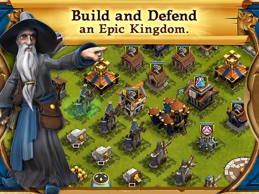 Скачать Arcane Battlegrounds для Андроид