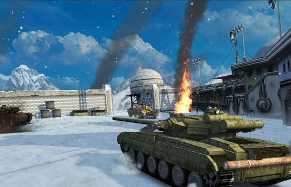 Скачать Armada: World of Modern Tanks для Андроид