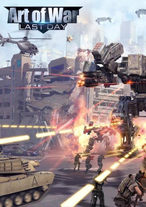 Скачать Art of War: Last Day для Андроид