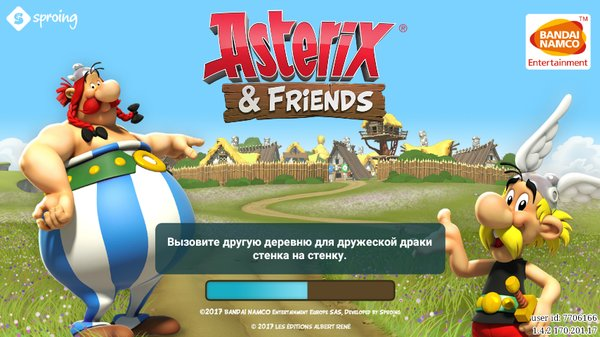 Скачать Asterix and Friends для Андроид