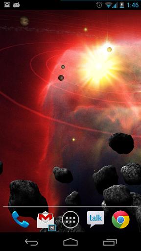 Скачать Asteroid Belt для Андроид