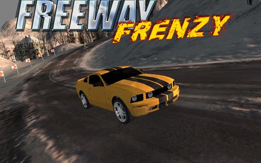 Скачать Автострада Frenzy — Гоночные для Андроид