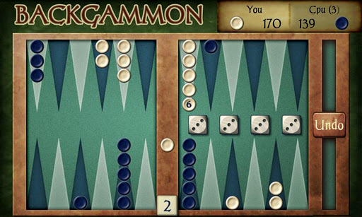 Скачать Backgammon Free для Андроид