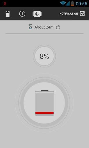 Скачать BatteryCurrents батареи Widget для Андроид