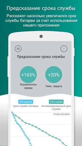 Battery Lifespan Extender для Андроид