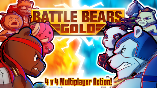 Скачать Battle Bears Gold для Андроид