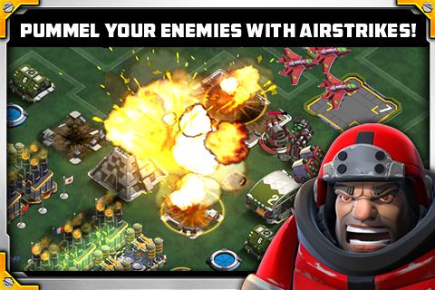 Скачать Battle Command! для Андроид