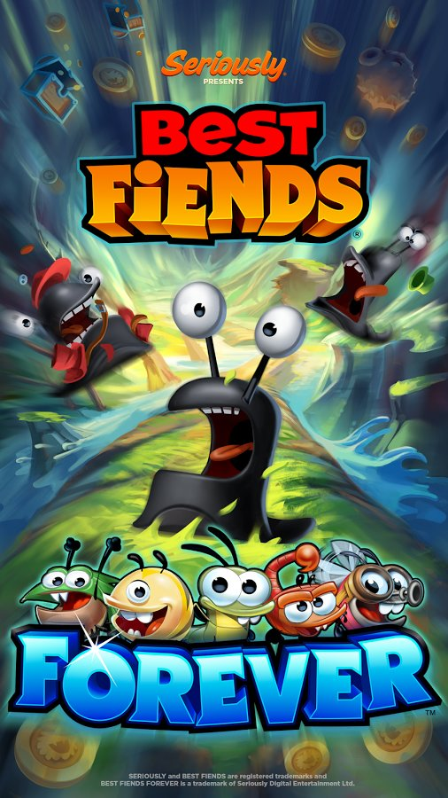Скачать Best Fiends Forever для Андроид