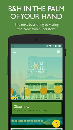 Скачать B&H Photo Video Pro Audio для Андроид