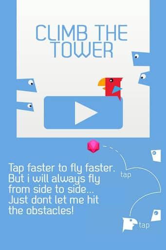 Скачать Bird Climb — Птичий подъем для Андроид