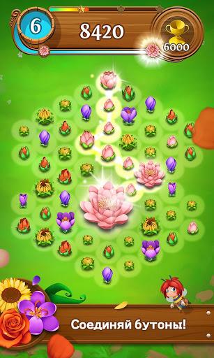 Скачать Blossom Blast Saga для Андроид