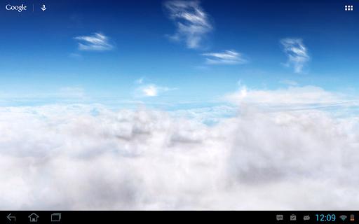 Скачать Blue Skies для Андроид