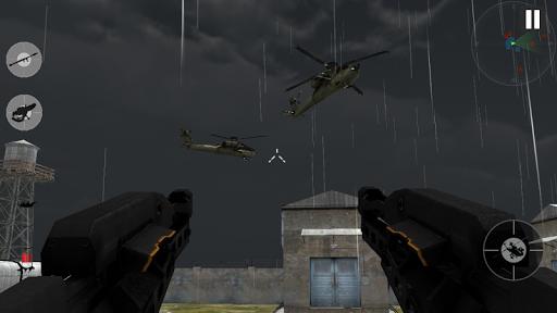 Боевой вертолет вертолет война для Андроид