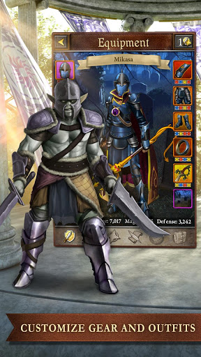 Скачать Book of Heroes для Андроид