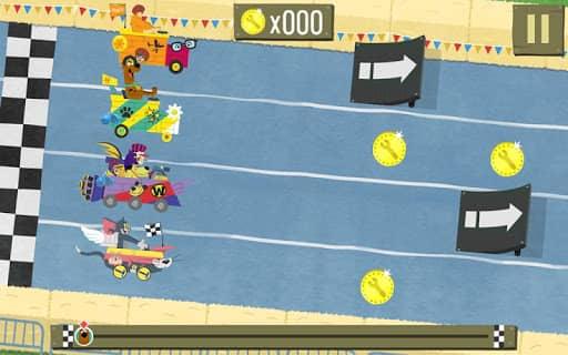 Скачать Boomerang: мультяшные гонки для Андроид