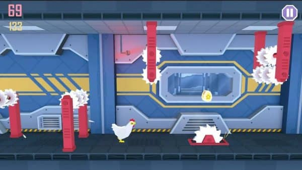 Скачать Boom hens для Андроид