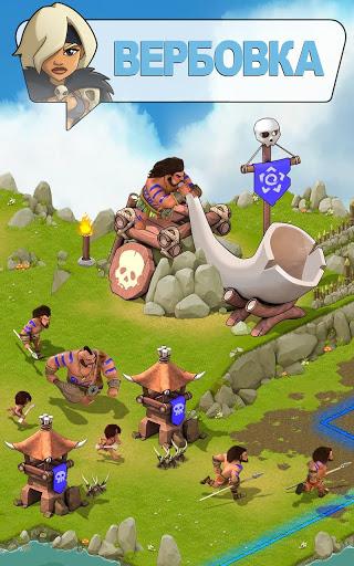 Скачать Brutal age: Horde invasion для Андроид