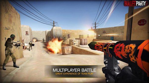 Bullet Party CS 2: GO STRIKE для Андроид