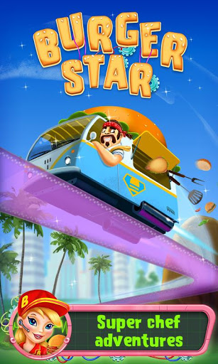 Скачать Burger Star для Андроид