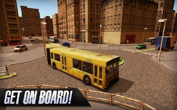 Скачать Bus Simulator для Андроид