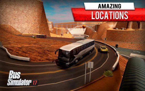 Скачать Bus Simulator 17 для Андроид
