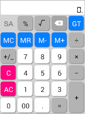 Скачать Calculator Plus для Андроид