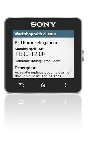 Скачать Calendar Smart extension для Андроид