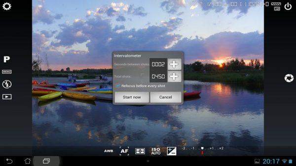 Скачать Camera FV-5 для Андроид