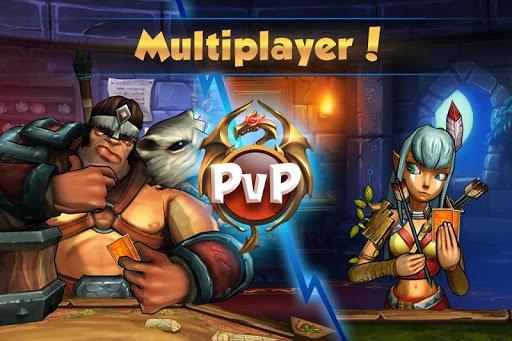 Скачать Card King: Dragon Wars для Андроид