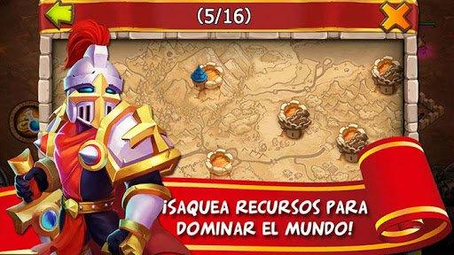 Скачать Castillo Furioso: Castle Clash для Андроид