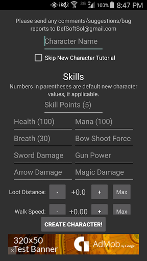 Скачать Character Creator: Block Story для Андроид