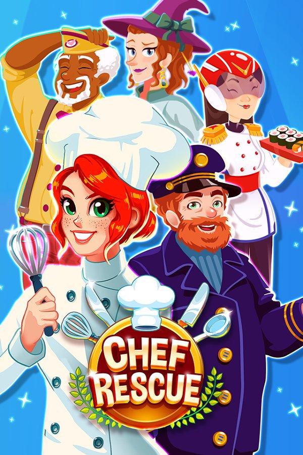 Скачать Chef Rescue для Андроид
