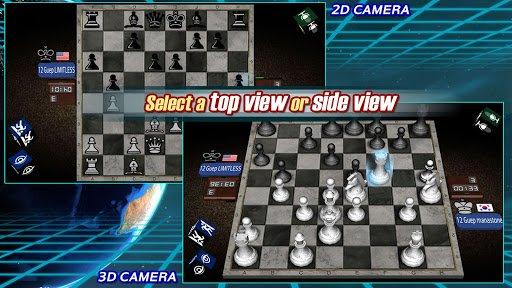 Скачать Чемпионат мира по шахматам для Андроид