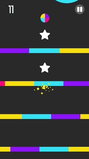 Скачать Color Switch для Андроид
