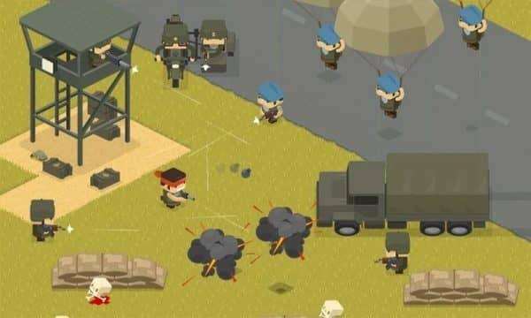 Скачать Commando ZX для Андроид