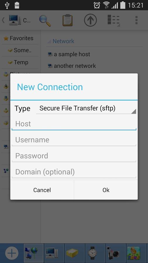 Скачать Computer File Explorer для Андроид