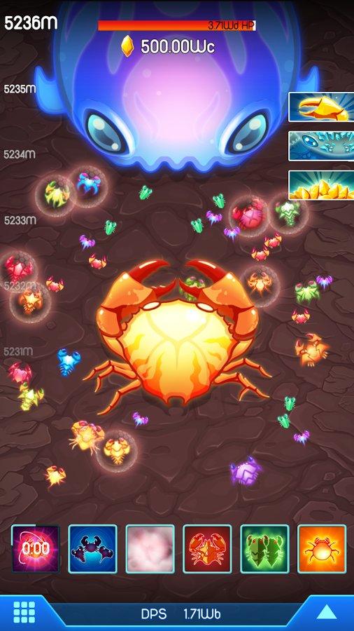 Скачать Crab War для Андроид