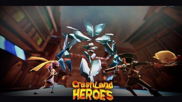 Скачать Crashland Heroes для Андроид