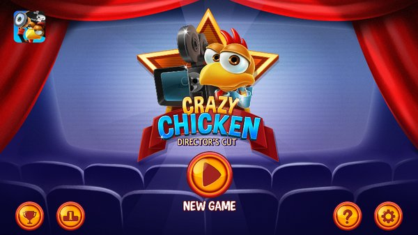 Скачать Crazy Chicken Directors Cut для Андроид