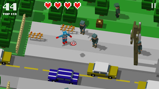 Скачать Crossy Heroes для Андроид