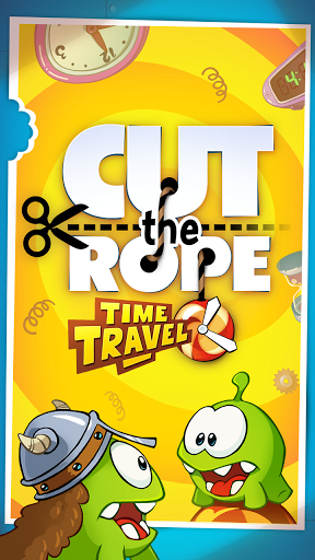 Скачать Cut the Rope: Time Travel для Андроид