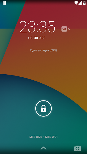 Скачать DashClock ВКонтакте для Андроид